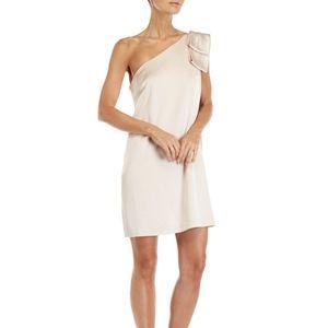 Club Monaco One Shoulder Dress
